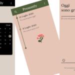 Presently, app per scrivere il diario della gratitudine