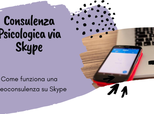 Consulenza psicologica via skype