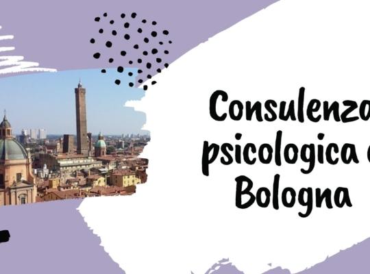 consulenza psicologica bologna